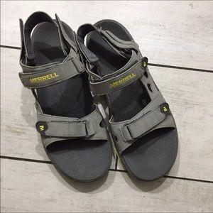 Men's Merrel Sandals
